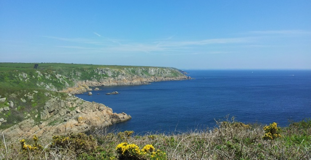 The coastpath near Penberth